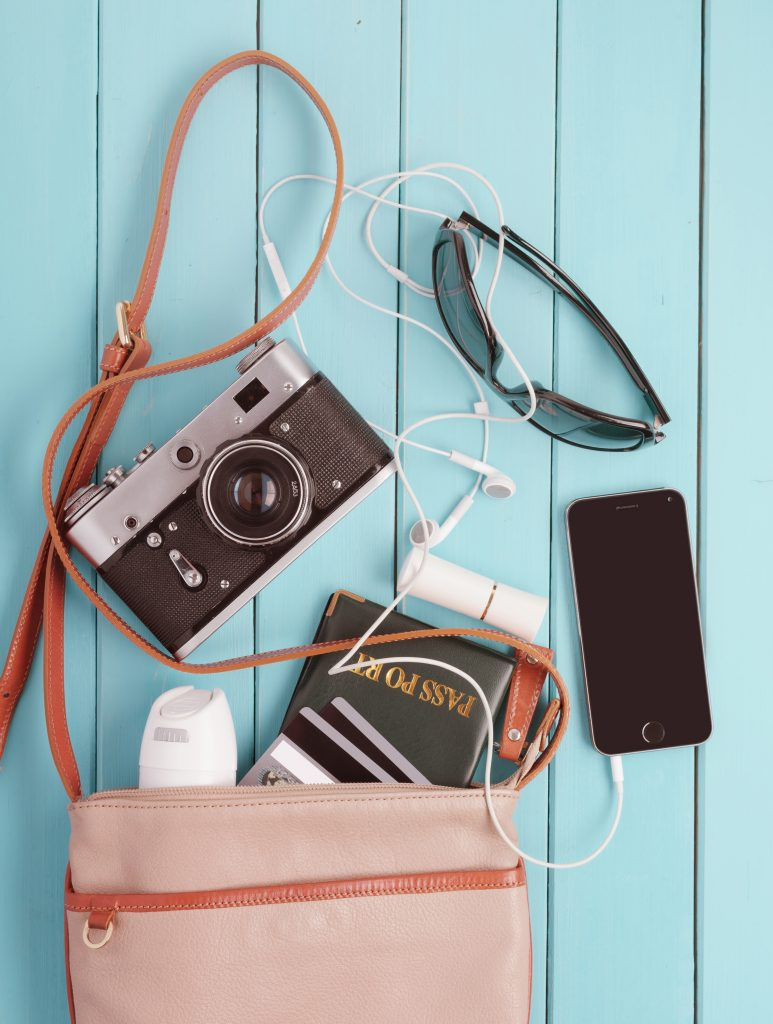 Depositphotos 63231691 original 773x1024 - What's in Your Bag?